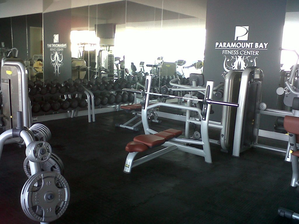 Building private gym