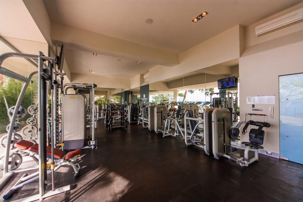 Building private gym 2