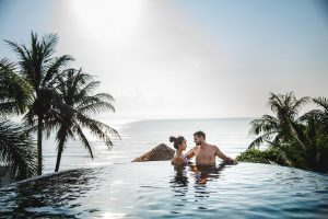 Honeymooning in Paradise