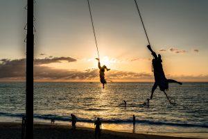 Puerto Vallarta's Voladores de Papantla Ritual